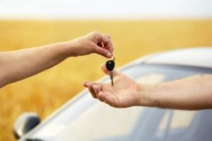 Faillissement auto verkoop
