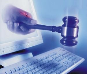 online faillissement veiling